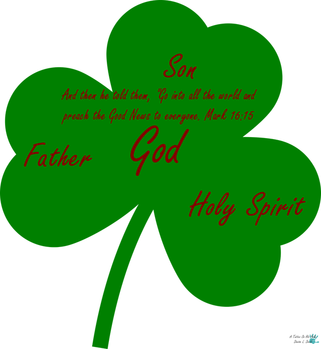 Saint Patrick's Day clipart Saint Patrick's Day Shamrock Clip art