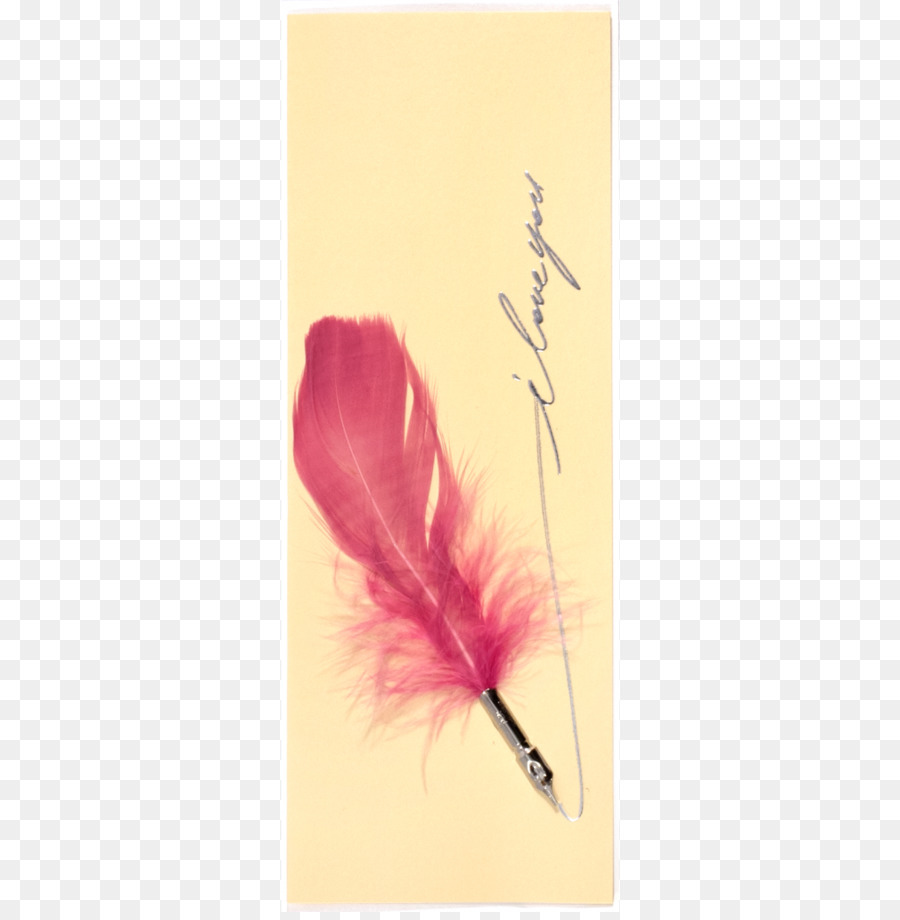 feather clipart Paper Feather Pens