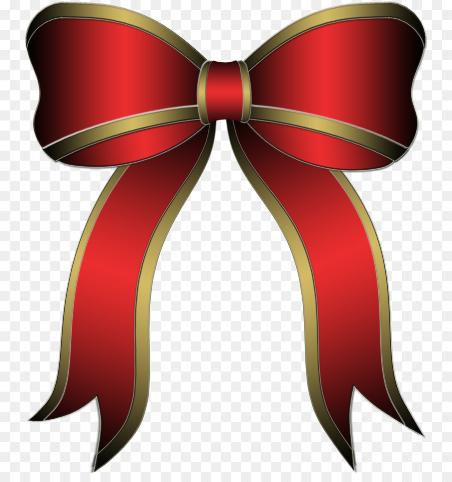 Red Christmas Ribbon clipart   Gift, Graphics, Necktie ...