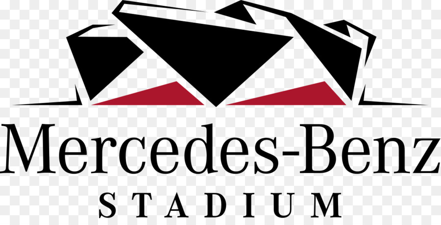 mercedes benz stadium logo clipart Mercedes-Benz Stadium Atlanta Falcons