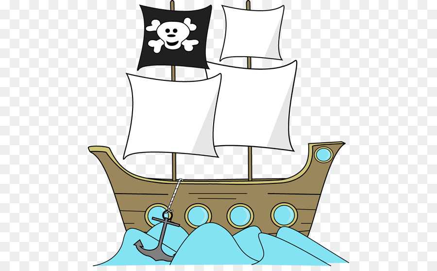 Pirate Ship Cartoontransparent Png Image Clipart Free Download