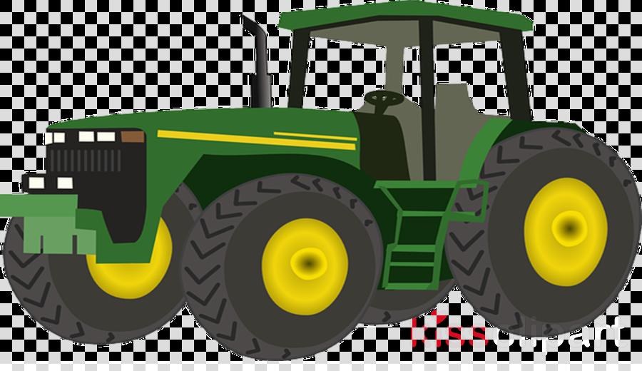 клип про трактор - 12
