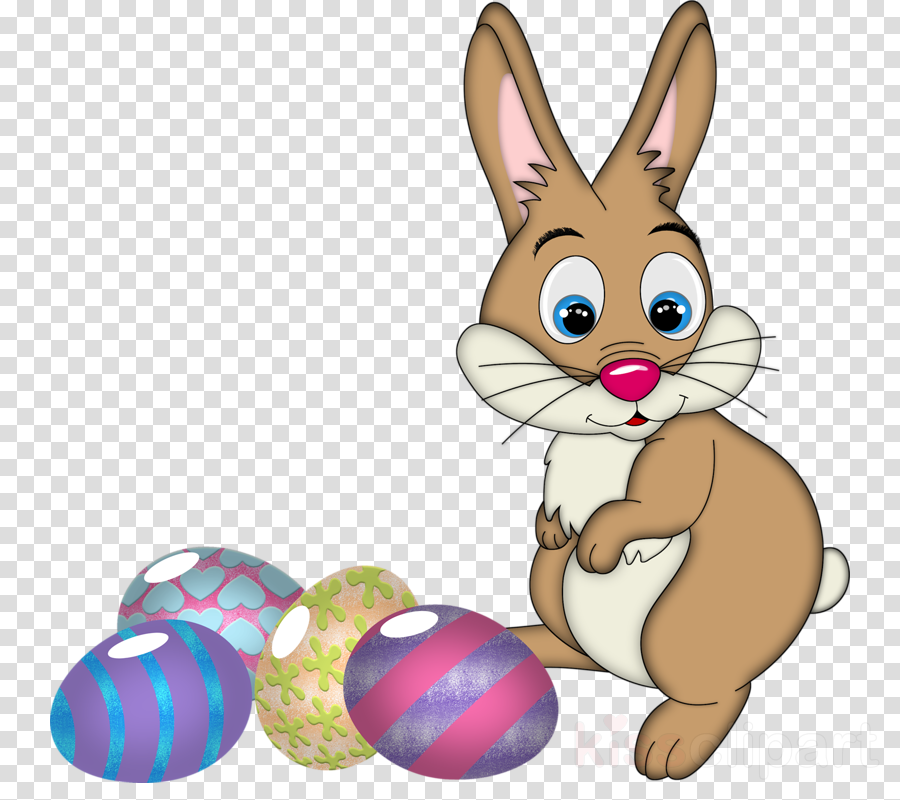 hare clipart Easter Bunny Domestic rabbit