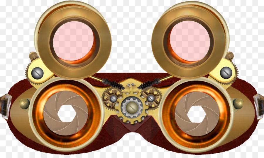 steampunk goggles transparent clipart Steampunk Goggles Clip art