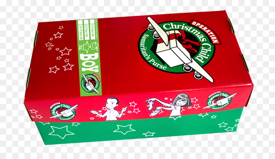 Operation Christmas Child Clip Art.Christmas Background Clipart Child Box Product