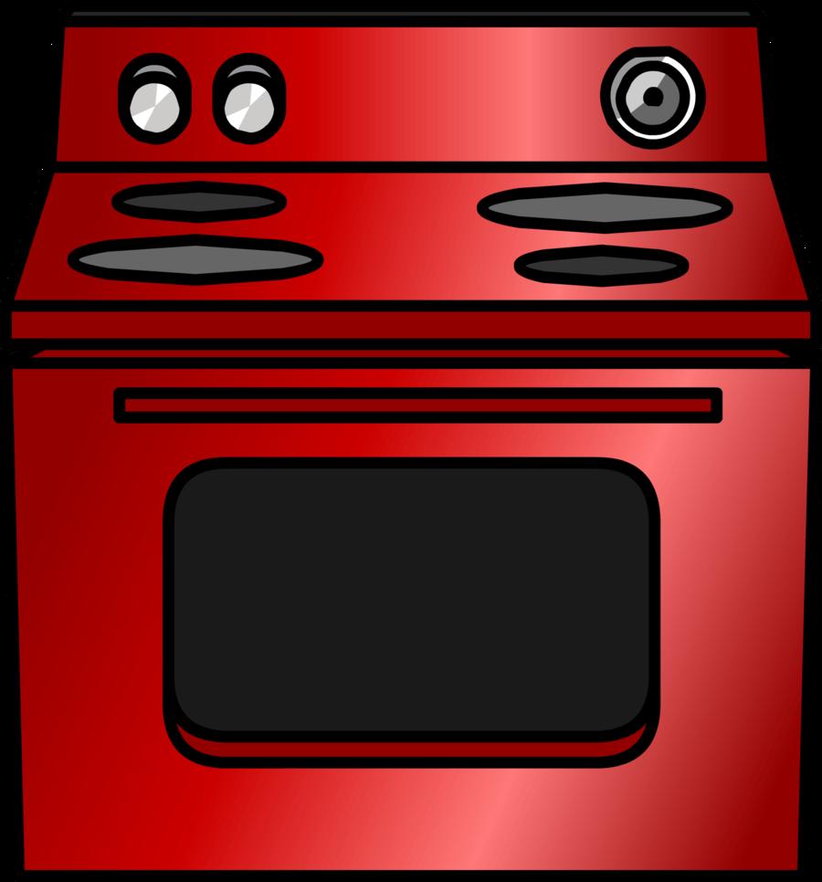 Картинка духовки детская
