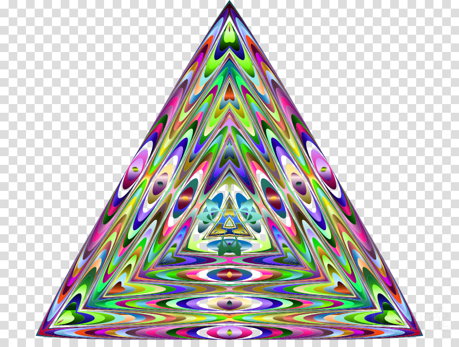 triangle clipart Symmetry Triangle Pattern