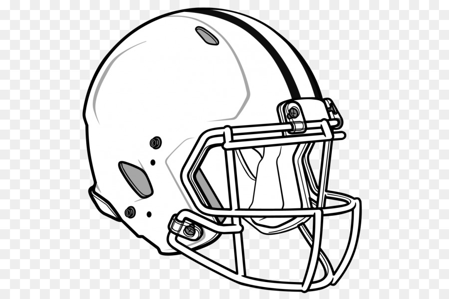 Book Black And White Clipart Drawing Nfl Football Transparent