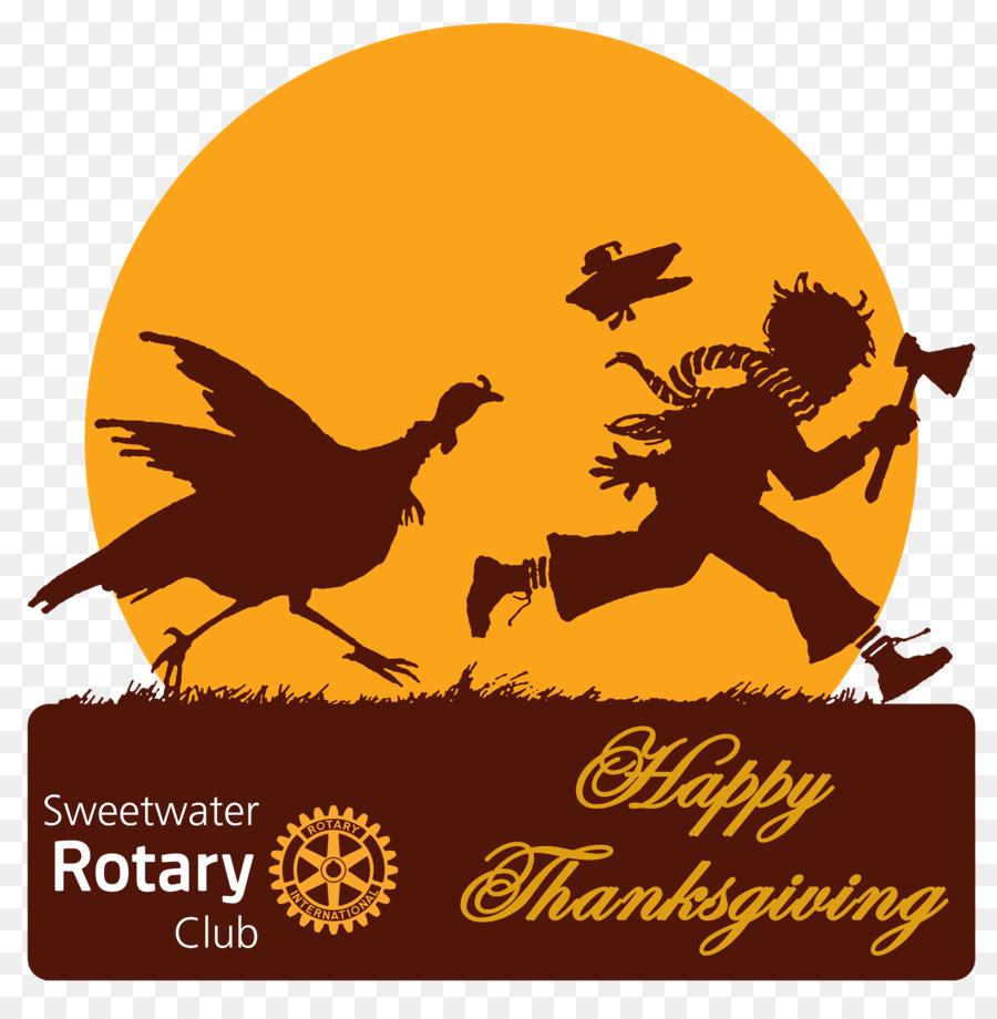 Thanksgiving Turkey Logo