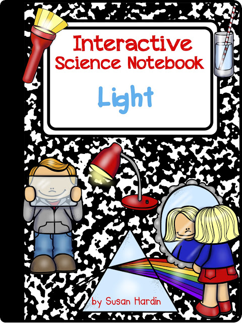 Download Light First Grade Science Notebook Clipart Notebook Light