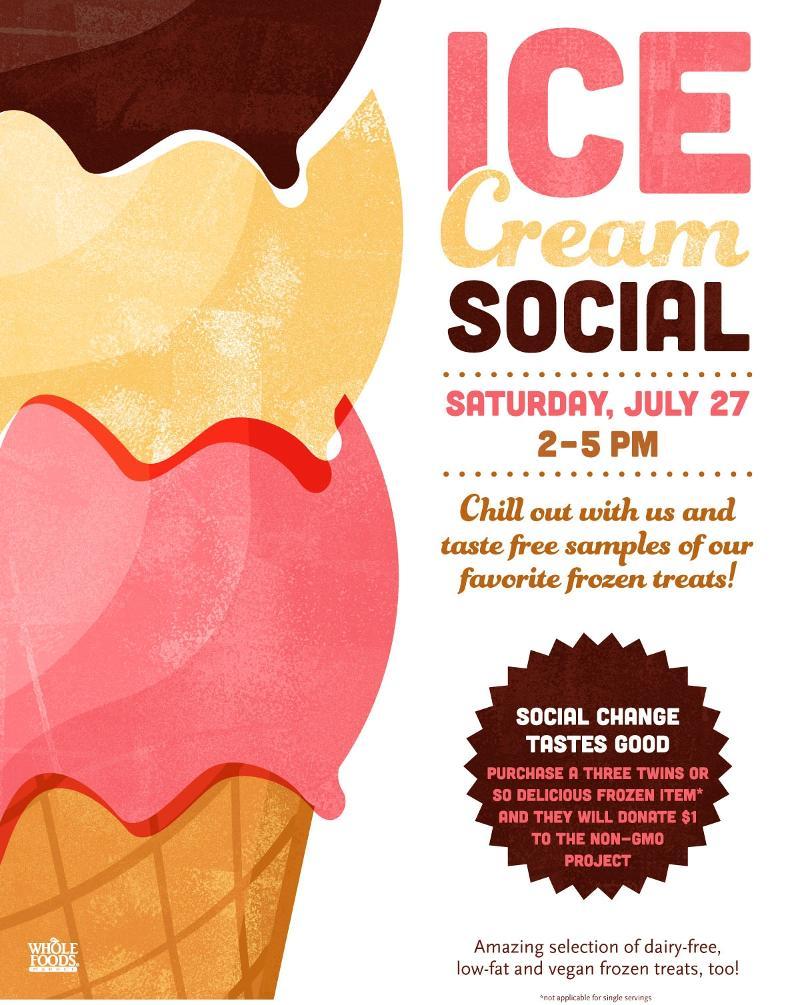 download ice cream social invite template clipart ice cream cones