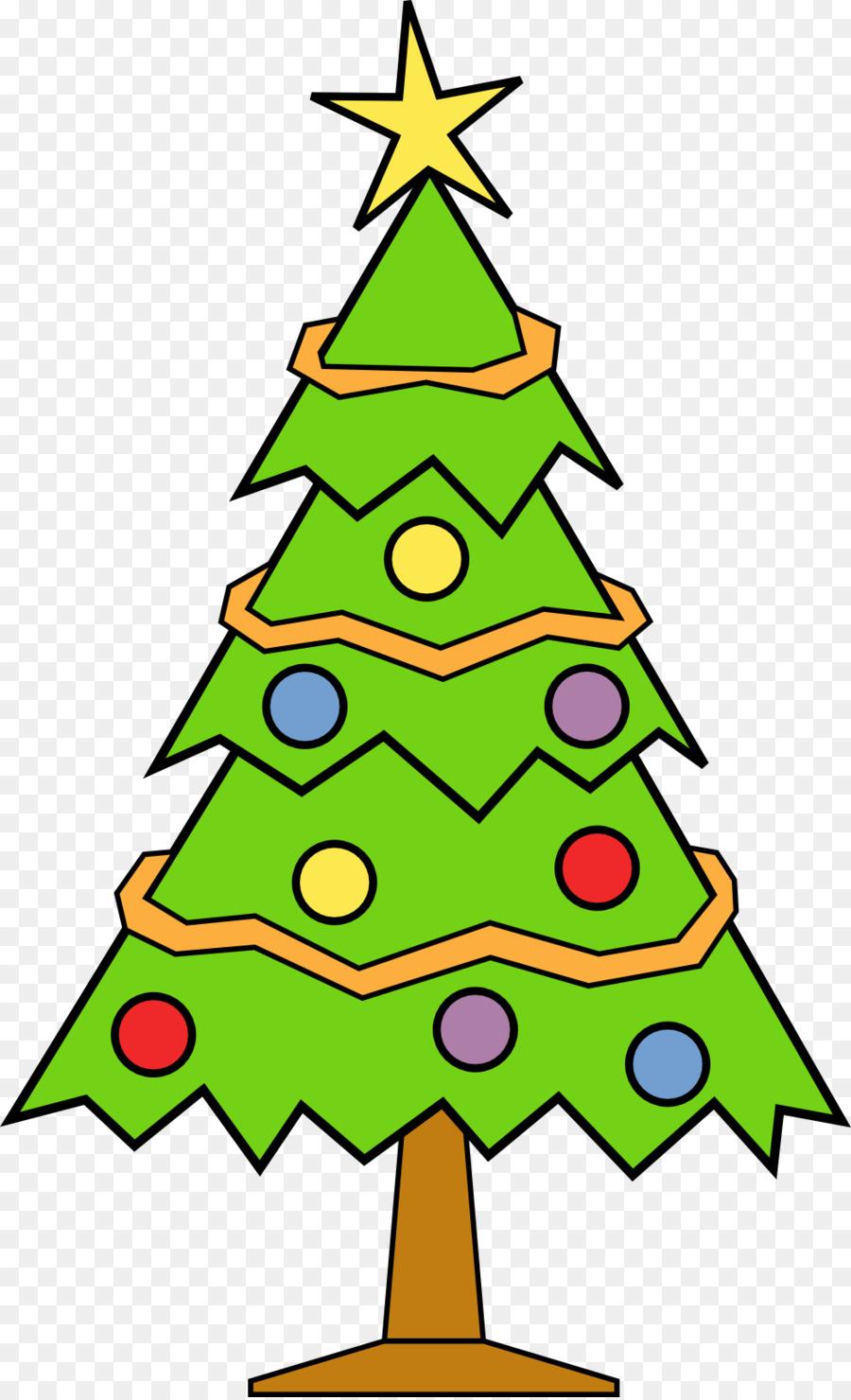 圣诞树剪辑艺术圣诞树剪辑艺术