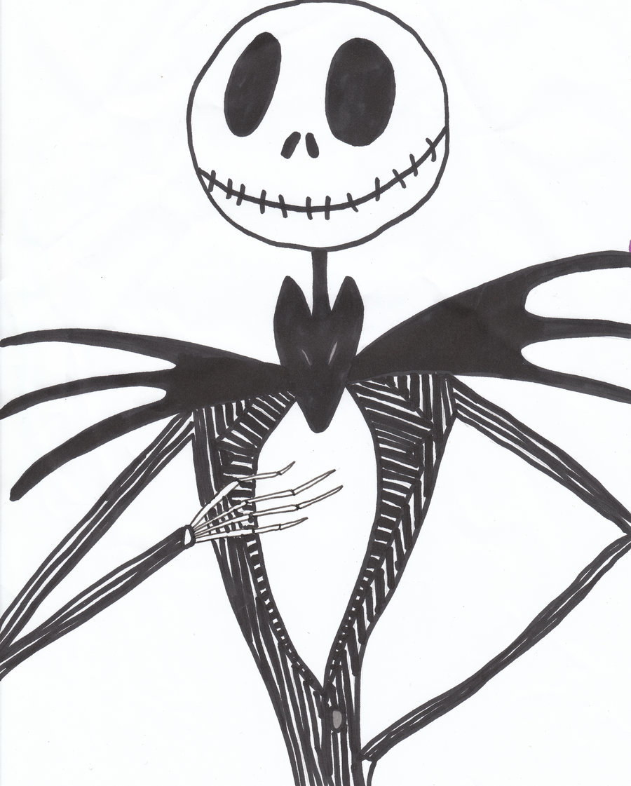Download jack skellington clipart Jack Skellington The Nightmare ...