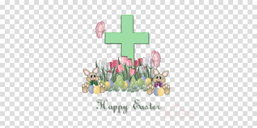 Easter Religion Flower Transparent Png Image Clipart Free Download