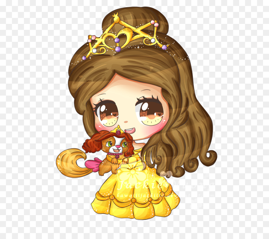 Belle Cinderella Drawing Transparent Png Image Clipart Free
