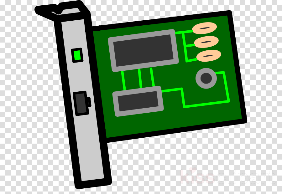 network interface card png clipart Network Cards & Adapters Clip art