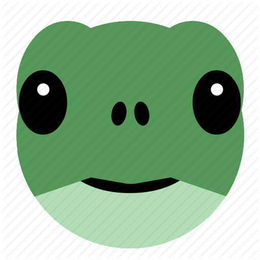 Green Smiley Face Clipart Turtle Illustration Face