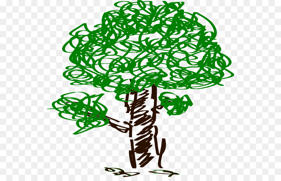 Drawing Tree Leaf Transparent Png Image Clipart Free Download