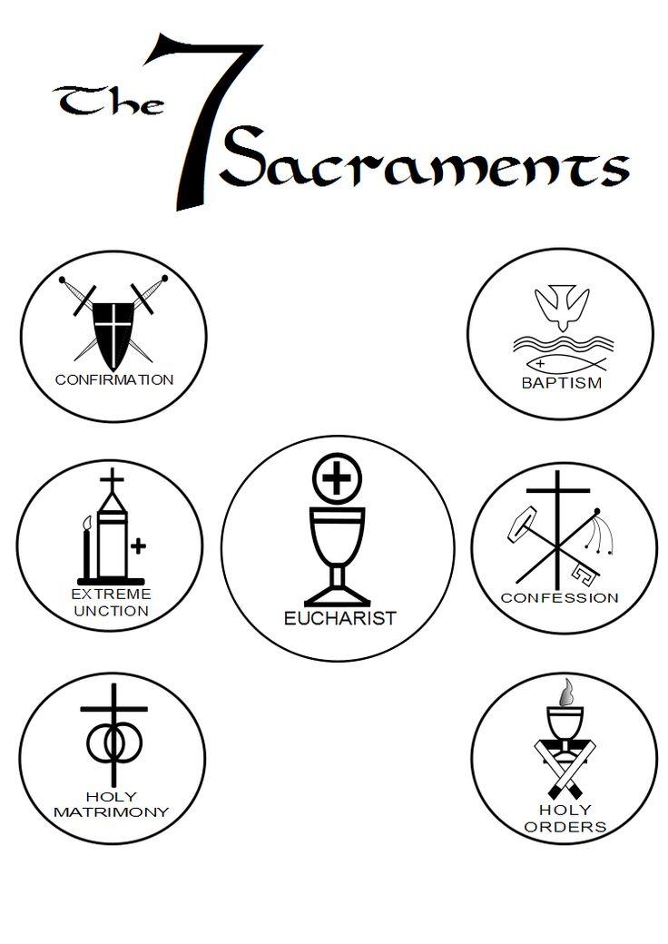 download catholic sacraments clipart the seven sacraments baptism