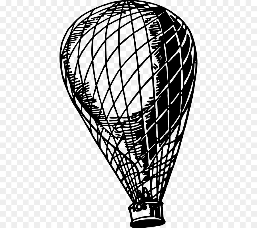 Balloon Black And White