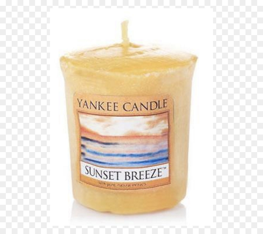 yankee candle sunset breeze sampler clipart Votive candle Yankee Candle