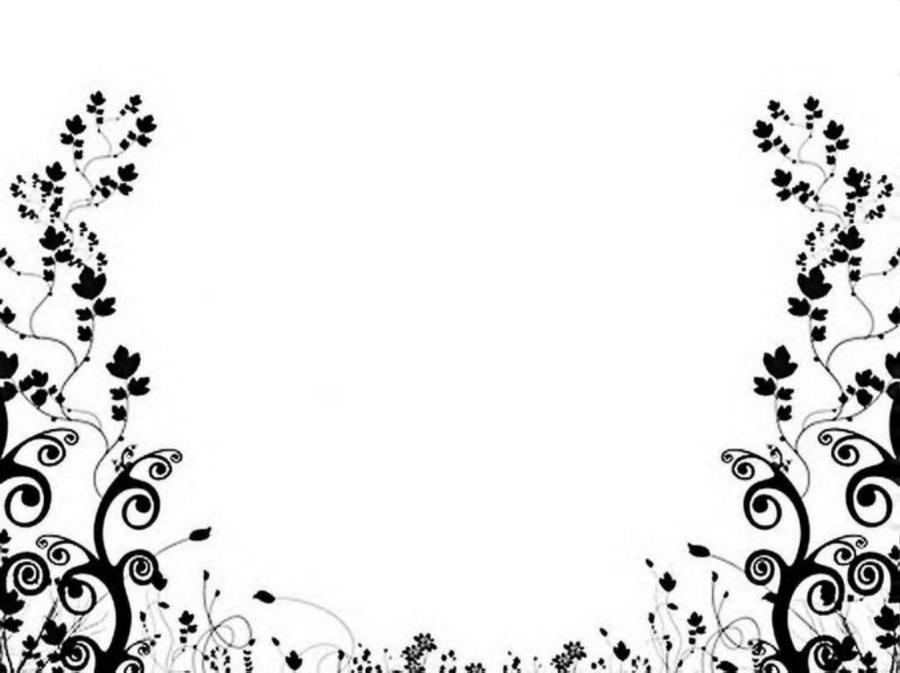 Simple Background Design Clipart Floral Desktop Wallpaper