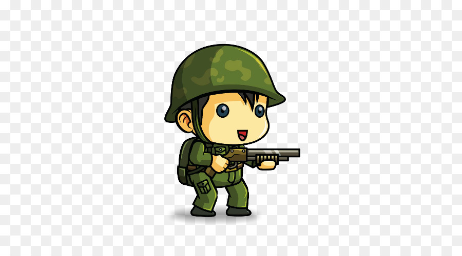 Army Cartoon clipart - Soldier, Cartoon, Drawing