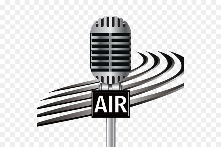 Internet Logo clipart - Microphone, Radio, Podcast