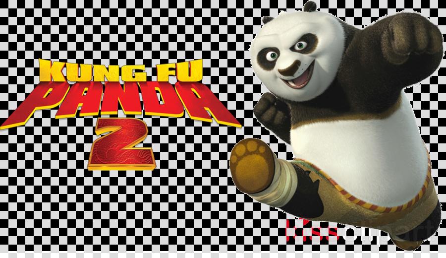 kung fu panda 2 title clipart Po Giant panda Mr. Ping