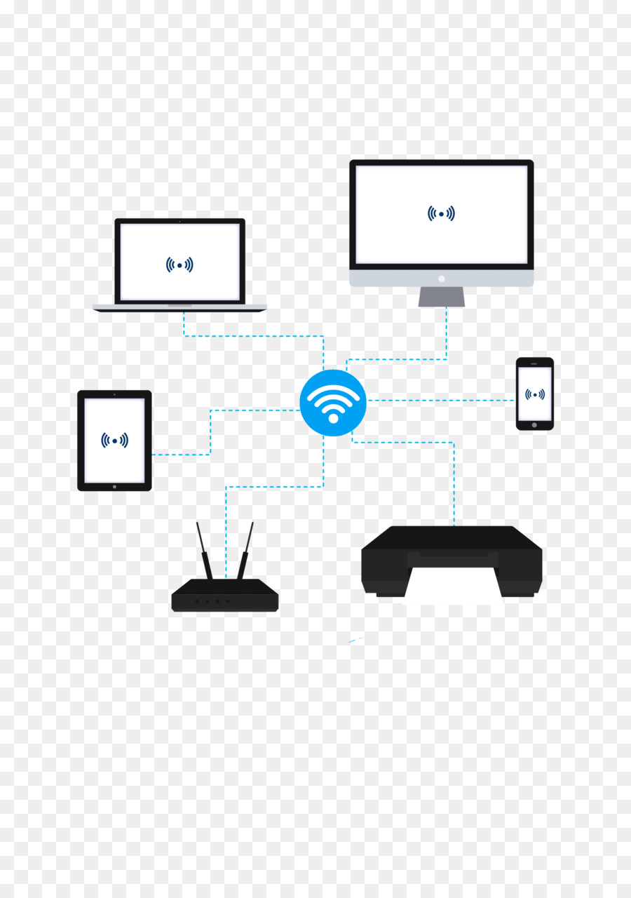 Diagram Technology Text Transparent Image Clipart Free Download Wireless Lan Wifi Wide Area Network Local