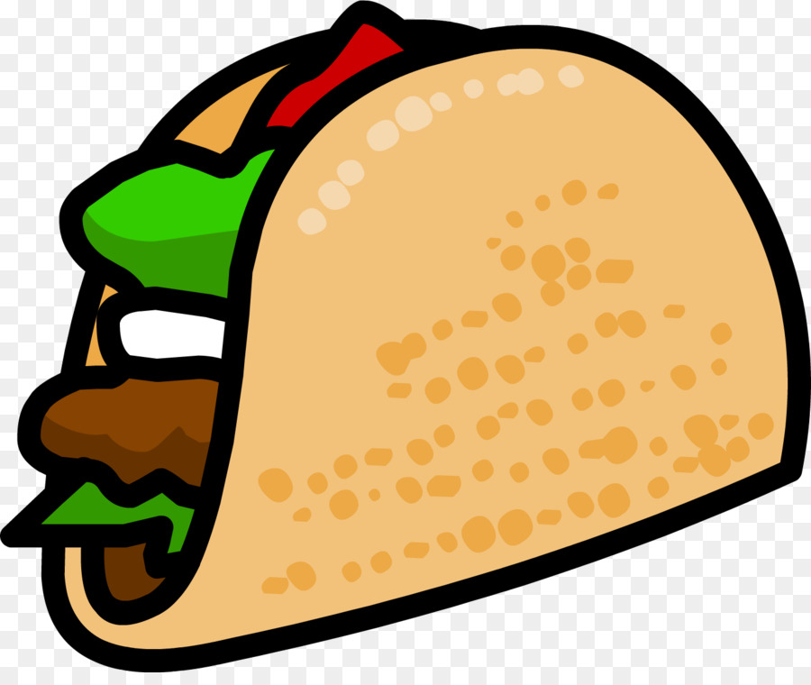 Taco drawing. Cartoon clipart food transparent