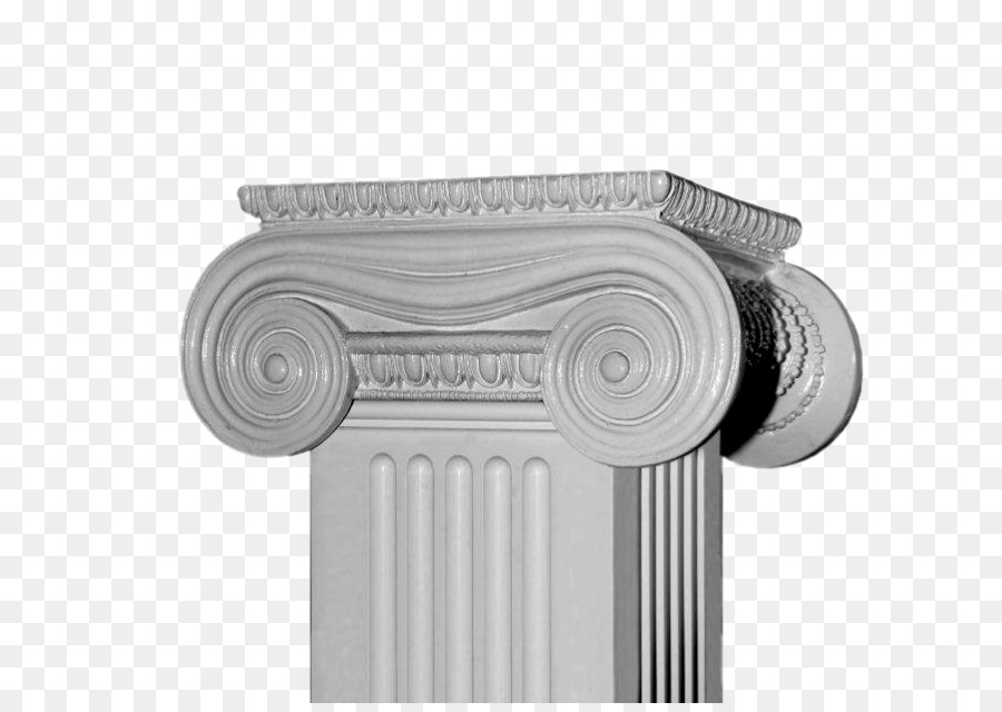 Erechtheion clipart Column Erechtheion Fluting