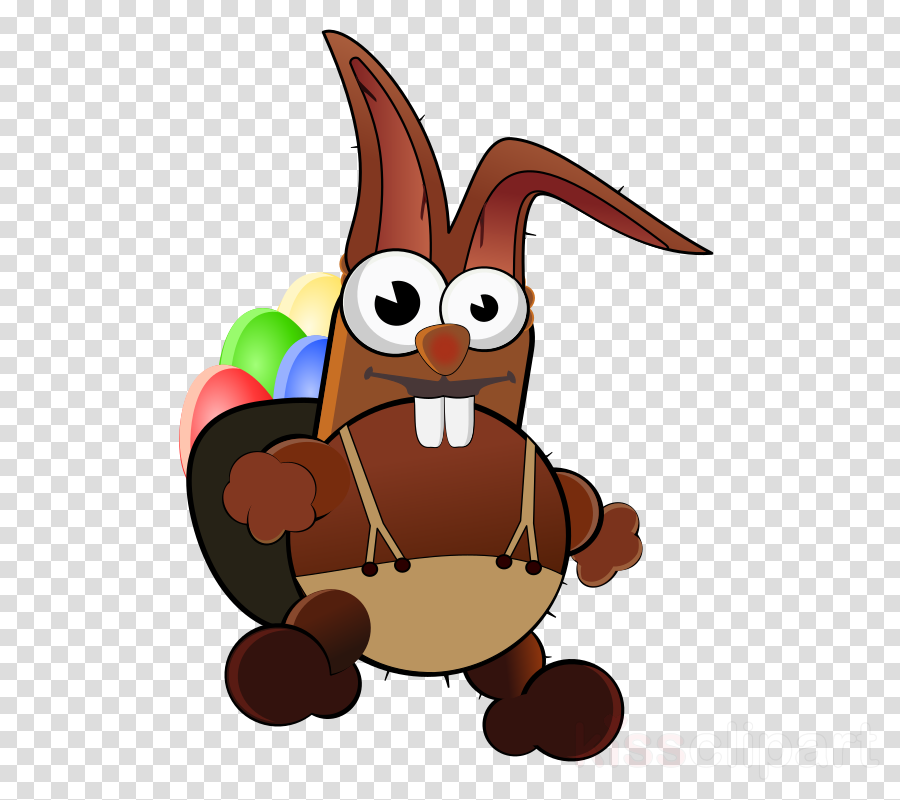 crazy easter bunny clipart Easter Bunny Clip art