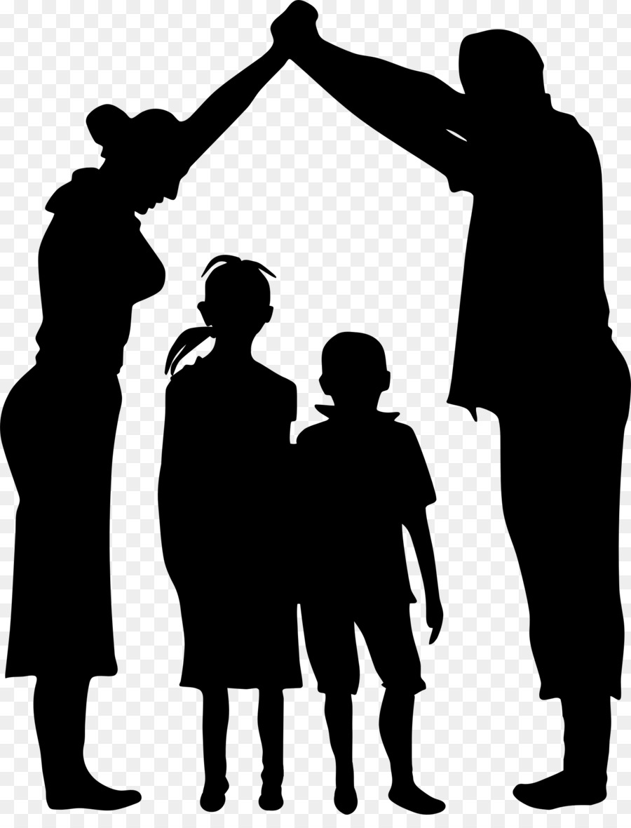 family silhouette png clipart Clip art