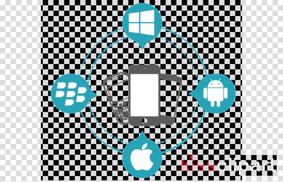 mobile app development icon clipart Mobile app development Website development