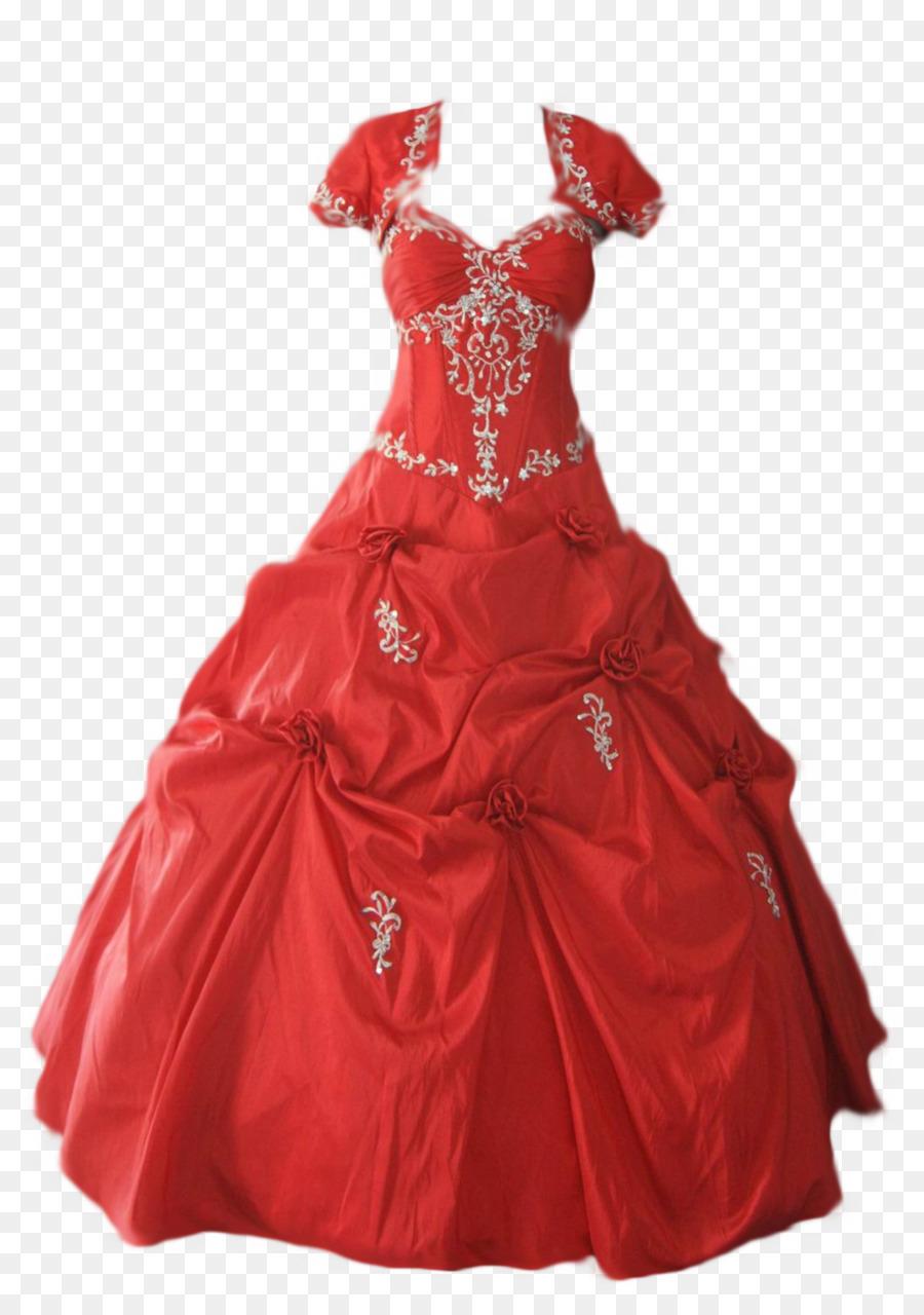 Dress clipart Wedding dress Ball gown