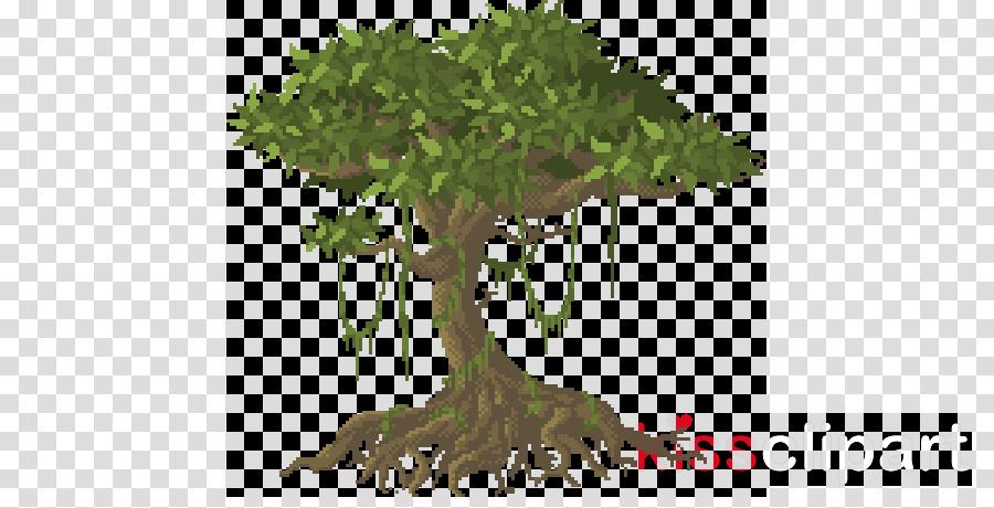 cartoon jungle tree clipart Tree Clip art