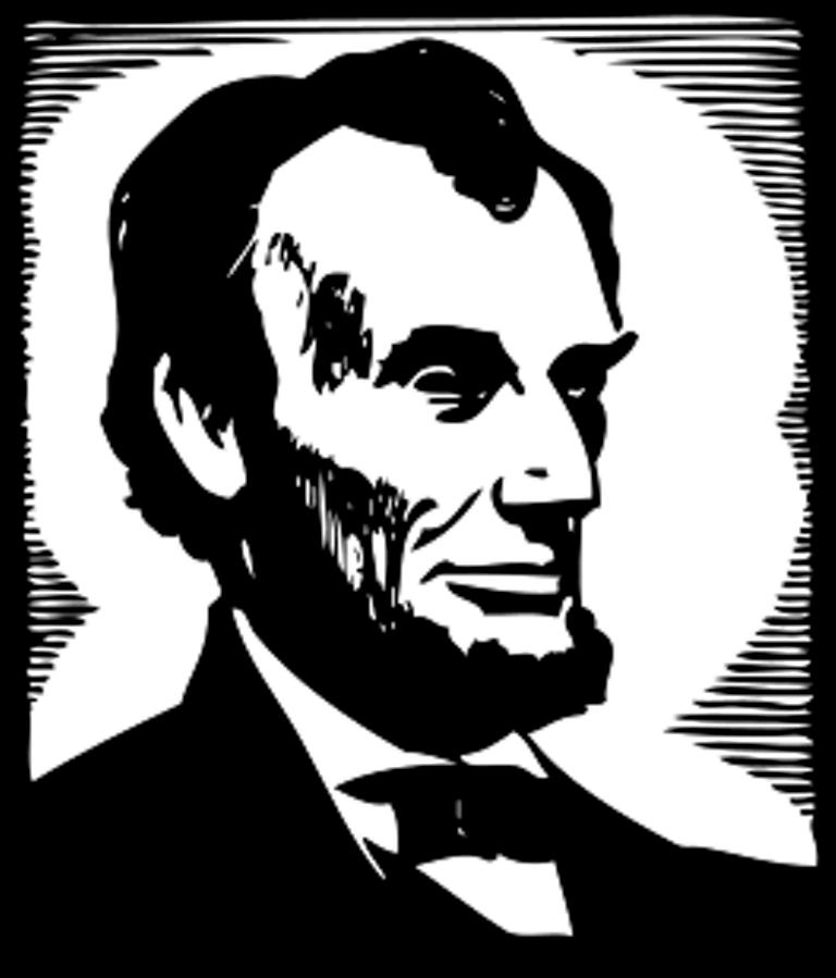 lincoln clipart Lincoln Clip art