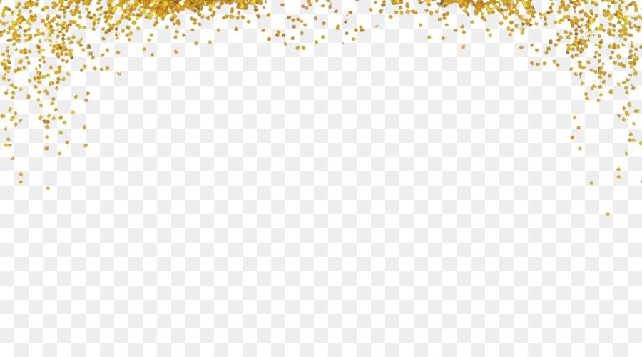 gold glitter border png clipart Desktop Wallpaper