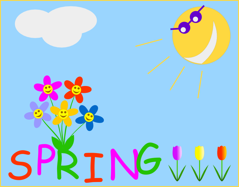 Spring Flower Yellow Transparent Png Image Clipart Free Download