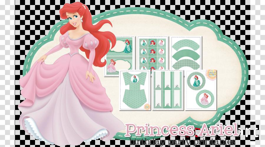 Ariel clipart Ariel Belle Princess Jasmine