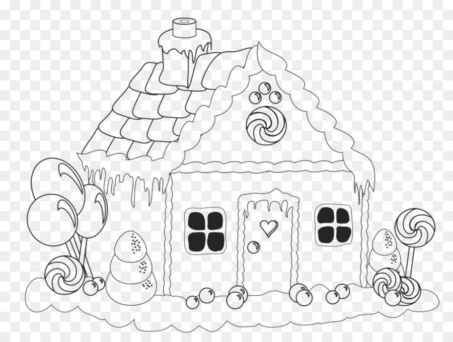 Book Black And White Clipart House White Black