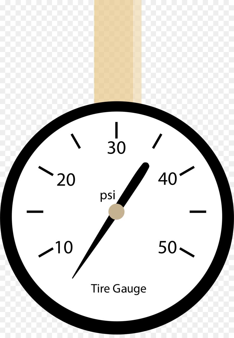 tire pressure gauge clipart Tire-pressure gauge Pressure measurement Clip art
