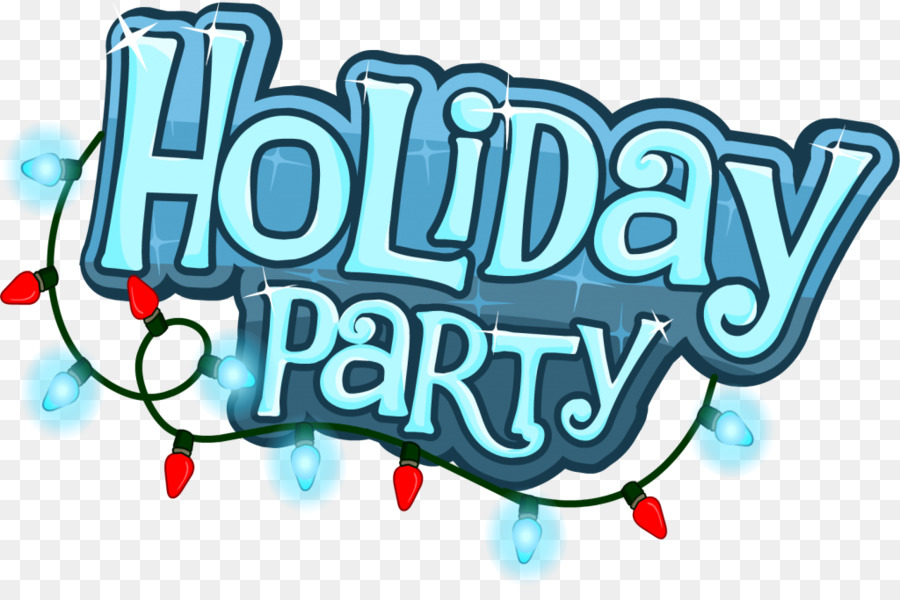 Christmas Party Images Clip Art.Christmas Party Clipart Party Holiday Text Transparent