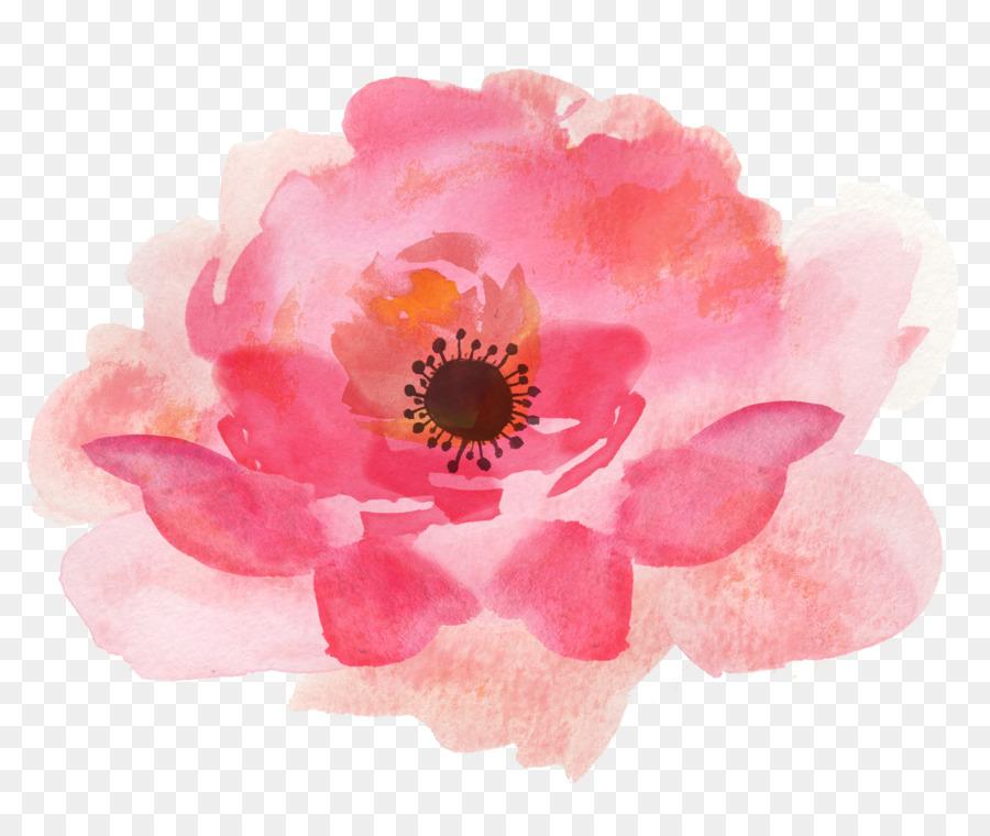 watercolor flower clipart Watercolour Flowers Watercolor: Flowers Watercolor painting