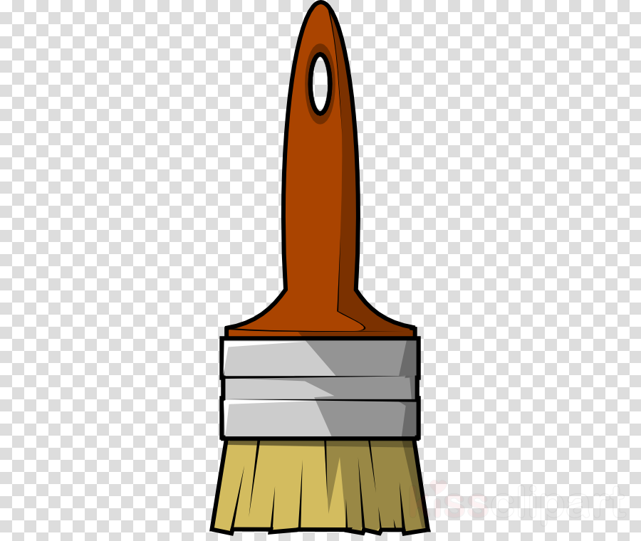 Brush Cartoon Painting Transparent Png Image Clipart Free Download