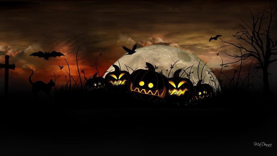 Download Halloween Wallpaper For Desktop Clipart Desktop