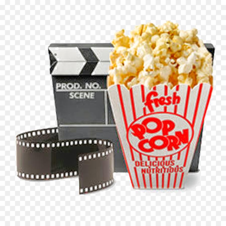 Popcorn Cartoon clipart - Cinema, Film, Popcorn, transparent clip art