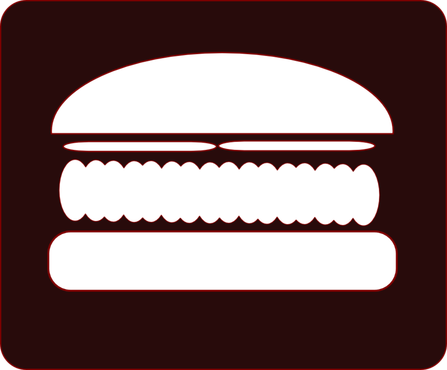 Hamburger Cartoon