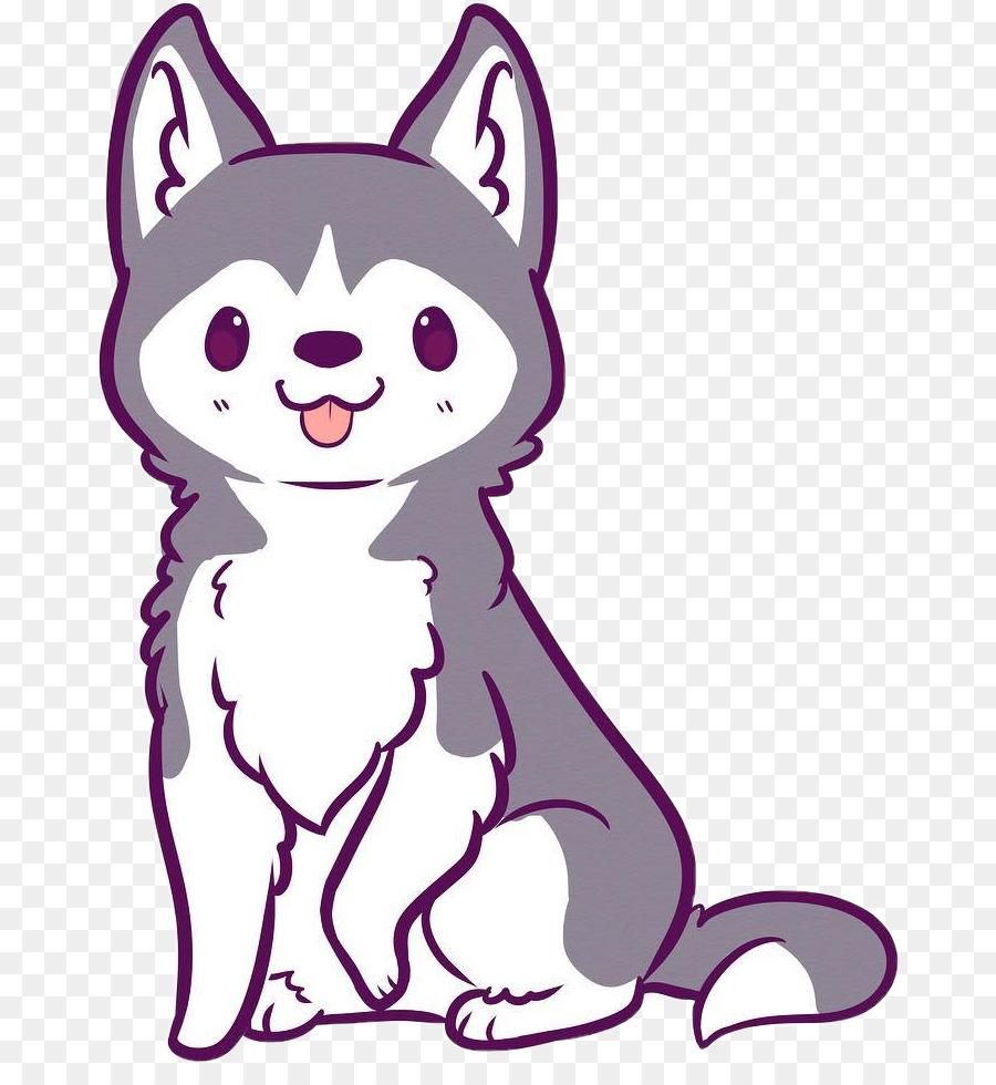 Dog Kawaii Clipart Dunia Belajar